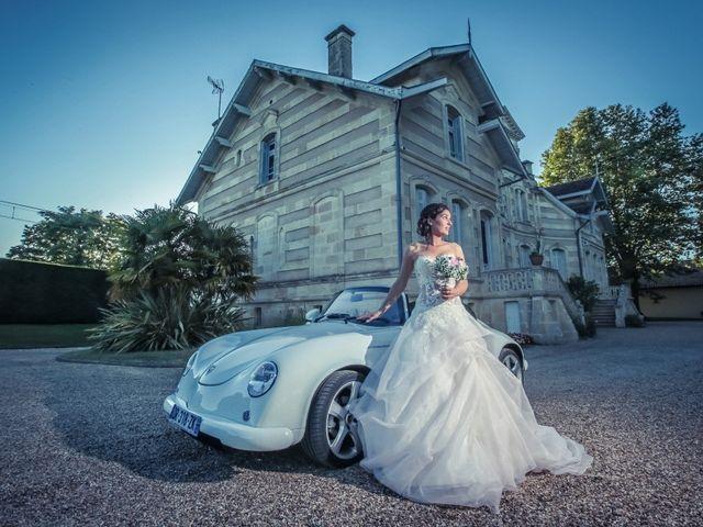 Le mariage de Aurélien et Amandine à Moulis-en-Médoc, Gironde 41