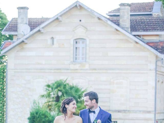 Le mariage de Aurélien et Amandine à Moulis-en-Médoc, Gironde 43