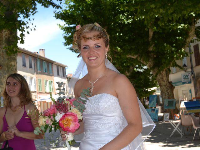 Le mariage de Gaëlle et Sébastien à Plan-de-la-Tour, Var 1