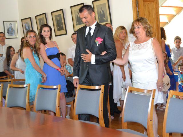Le mariage de Gaëlle et Sébastien à Plan-de-la-Tour, Var 2