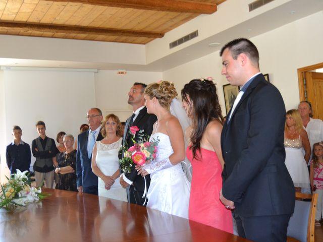 Le mariage de Gaëlle et Sébastien à Plan-de-la-Tour, Var 5