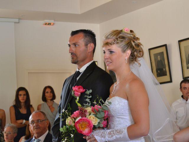 Le mariage de Gaëlle et Sébastien à Plan-de-la-Tour, Var 6