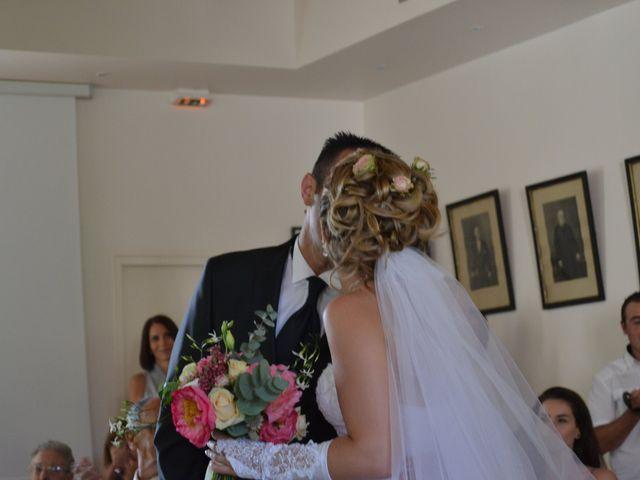 Le mariage de Gaëlle et Sébastien à Plan-de-la-Tour, Var 15