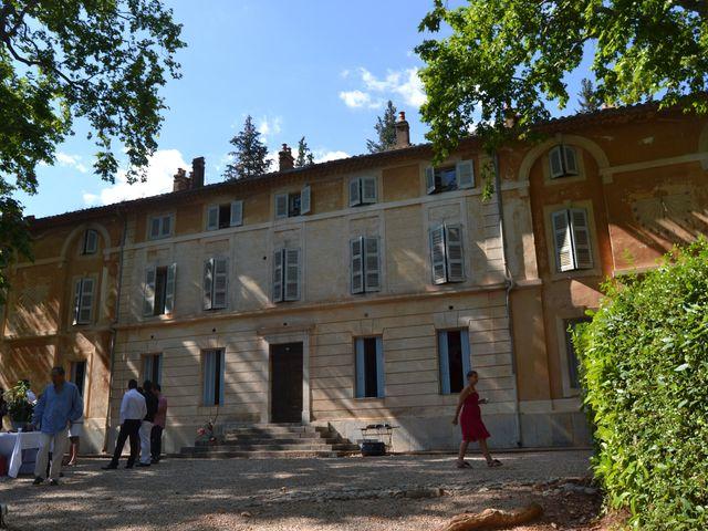 Le mariage de Gaëlle et Sébastien à Plan-de-la-Tour, Var 11