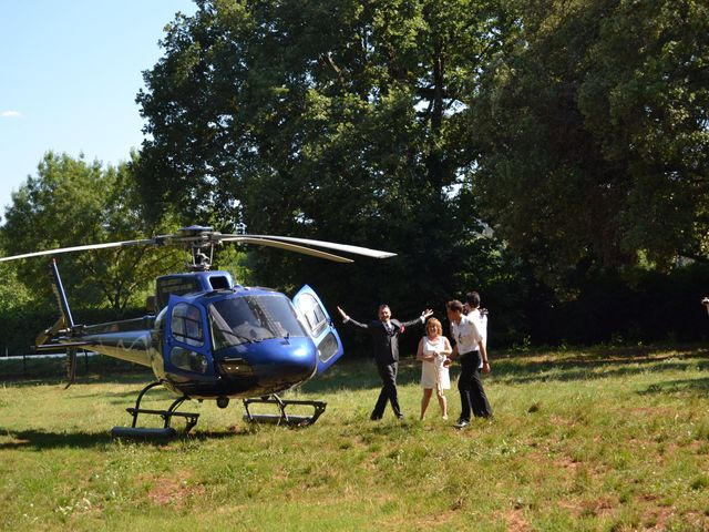 Le mariage de Gaëlle et Sébastien à Plan-de-la-Tour, Var 34