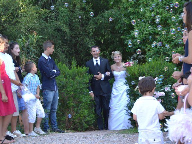 Le mariage de Gaëlle et Sébastien à Plan-de-la-Tour, Var 17