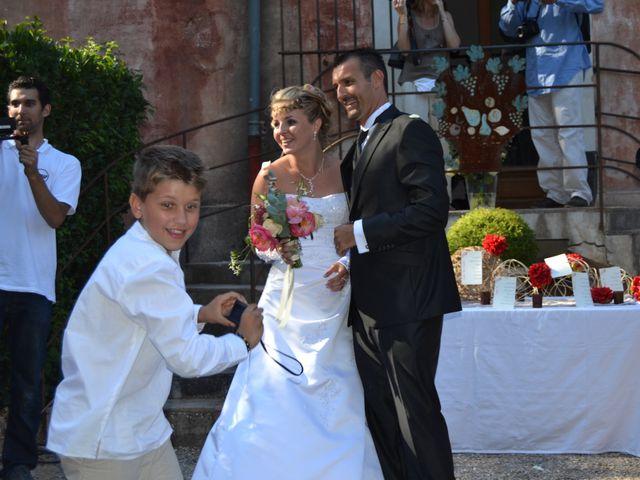 Le mariage de Gaëlle et Sébastien à Plan-de-la-Tour, Var 16