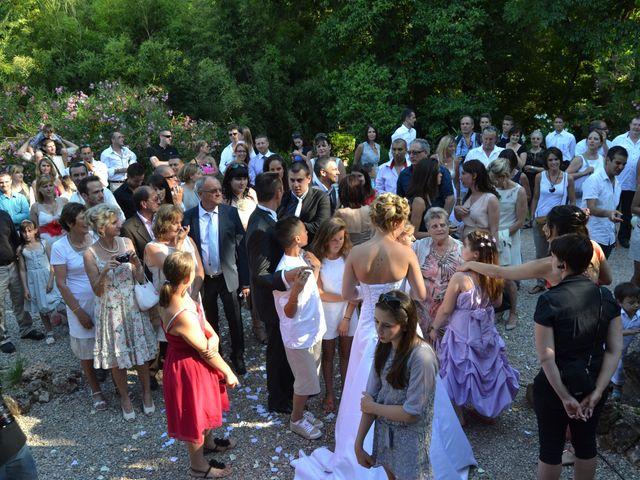 Le mariage de Gaëlle et Sébastien à Plan-de-la-Tour, Var 37