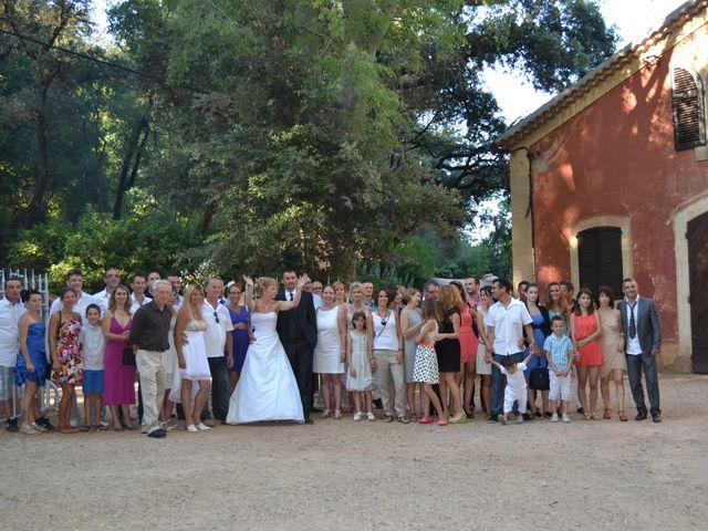 Le mariage de Gaëlle et Sébastien à Plan-de-la-Tour, Var 35