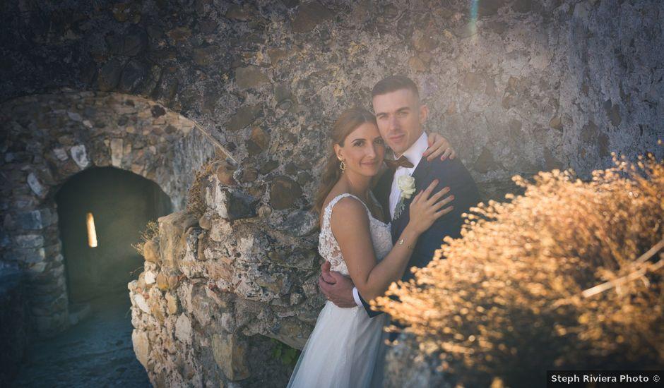 Le mariage de Thomas et Audrey à Roquebrune-Cap-Martin, Alpes-Maritimes