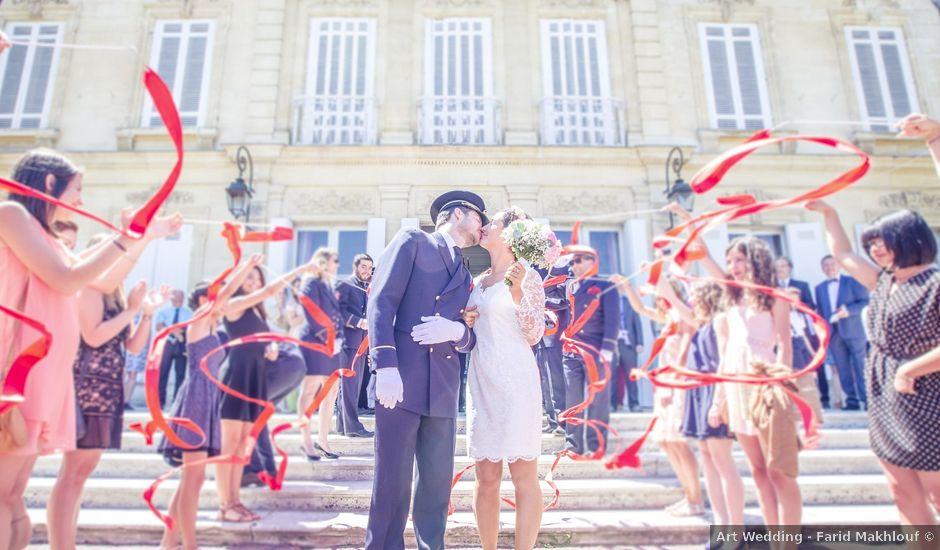 Le mariage de Aurélien et Amandine à Moulis-en-Médoc, Gironde