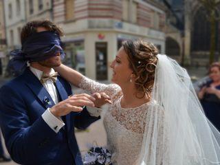Le mariage de Julie et Médou