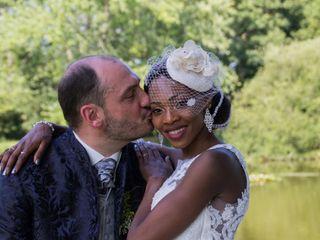 Le mariage de Magica et Stéphane
