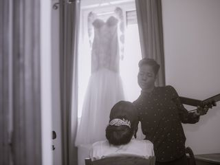 Le mariage de Serge et Carline 3