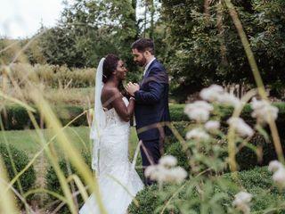 Le mariage de Rosy et Mathieu  1