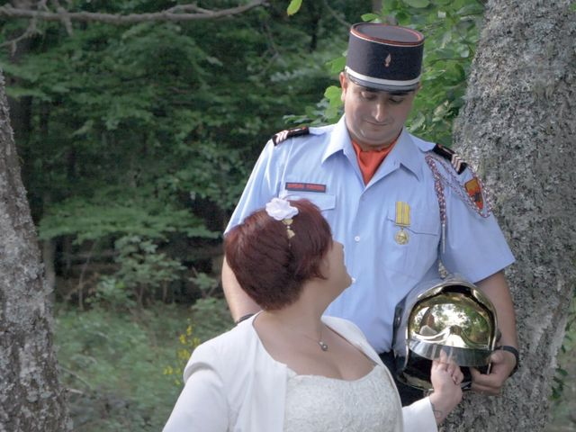 Le mariage de Clément et Christilla à Marvejols, Lozère 8