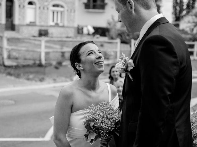 Le mariage de David et Céline à La Vaupalière, Seine-Maritime 3