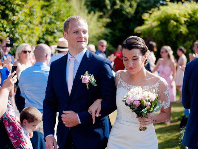 Le mariage de David et Céline à La Vaupalière, Seine-Maritime 11