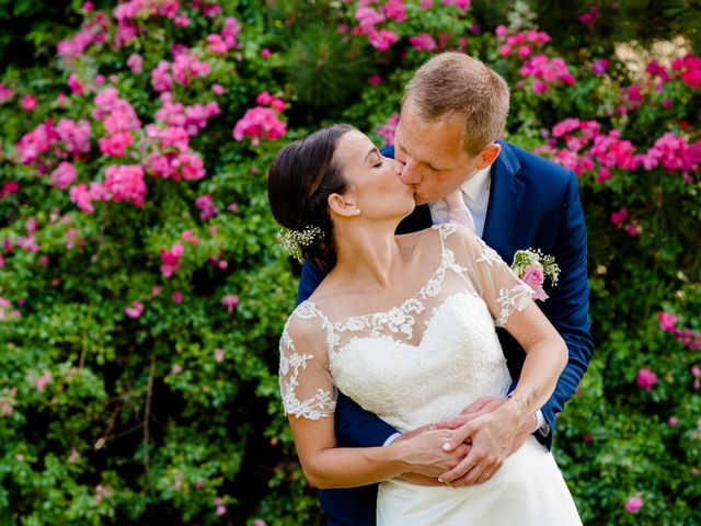 Le mariage de David et Céline à La Vaupalière, Seine-Maritime 20