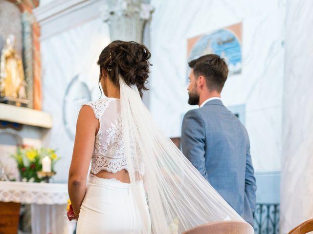 Le mariage de Geoffrey et Clémence à Ajaccio, Corse 7