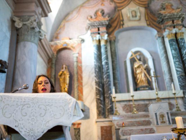 Le mariage de Geoffrey et Clémence à Ajaccio, Corse 9