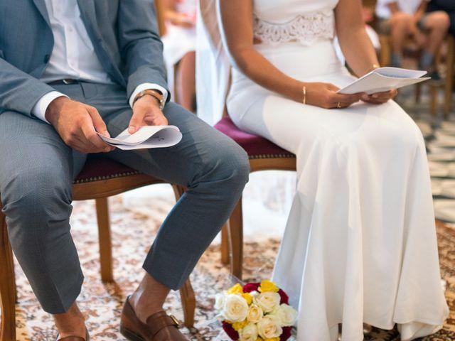 Le mariage de Geoffrey et Clémence à Ajaccio, Corse 10