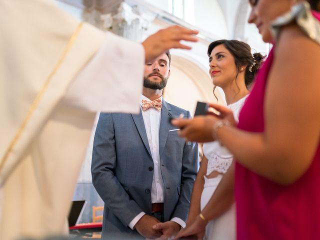 Le mariage de Geoffrey et Clémence à Ajaccio, Corse 11