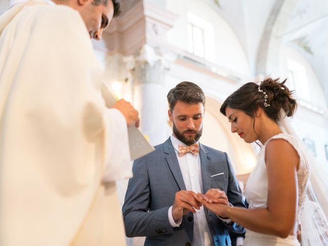 Le mariage de Geoffrey et Clémence à Ajaccio, Corse 12