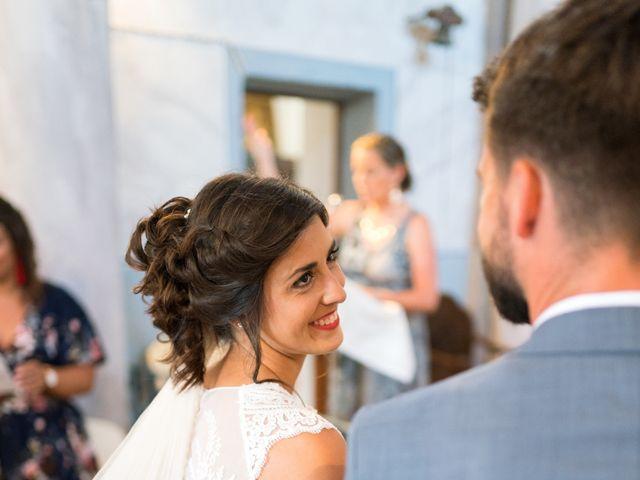 Le mariage de Geoffrey et Clémence à Ajaccio, Corse 13