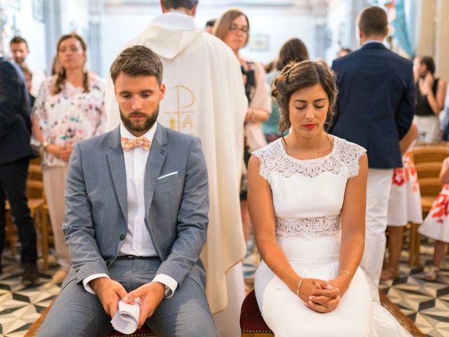 Le mariage de Geoffrey et Clémence à Ajaccio, Corse 14