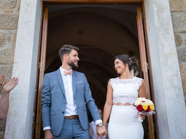 Le mariage de Geoffrey et Clémence à Ajaccio, Corse 16