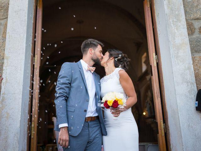 Le mariage de Geoffrey et Clémence à Ajaccio, Corse 17