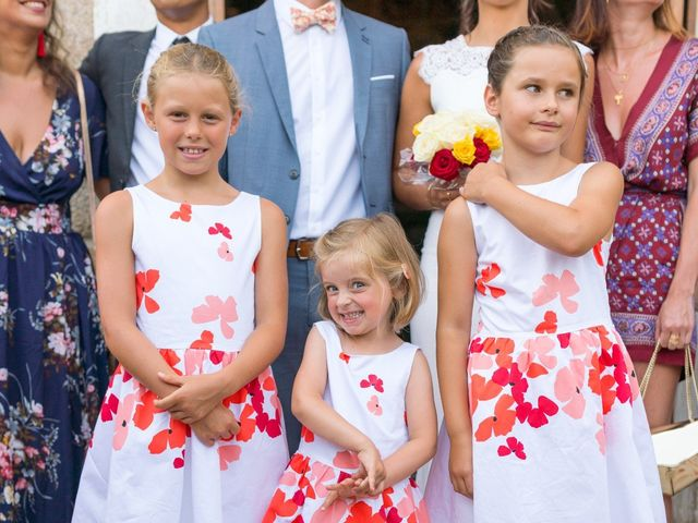 Le mariage de Geoffrey et Clémence à Ajaccio, Corse 18
