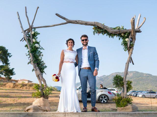 Le mariage de Geoffrey et Clémence à Ajaccio, Corse 19