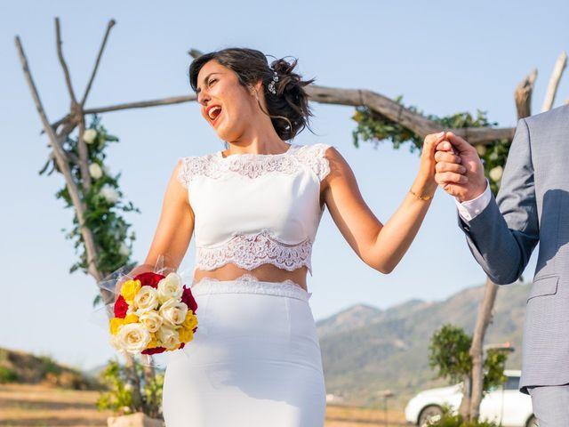 Le mariage de Geoffrey et Clémence à Ajaccio, Corse 22