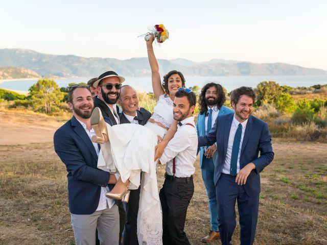 Le mariage de Geoffrey et Clémence à Ajaccio, Corse 25