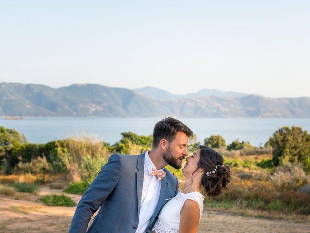 Le mariage de Geoffrey et Clémence à Ajaccio, Corse 27