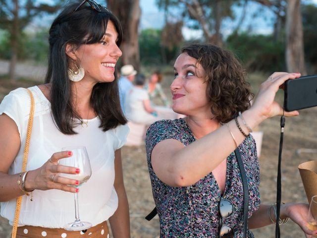 Le mariage de Geoffrey et Clémence à Ajaccio, Corse 34