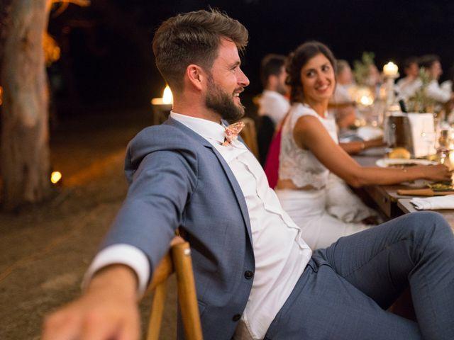 Le mariage de Geoffrey et Clémence à Ajaccio, Corse 37