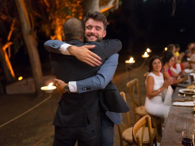 Le mariage de Geoffrey et Clémence à Ajaccio, Corse 1
