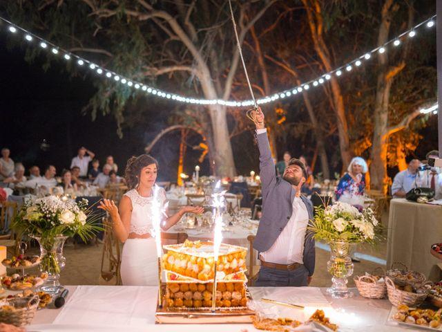Le mariage de Geoffrey et Clémence à Ajaccio, Corse 39