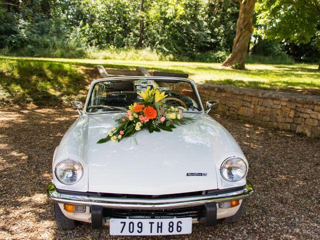 Le mariage de Stéphane et Magica à Poitiers, Vienne 8