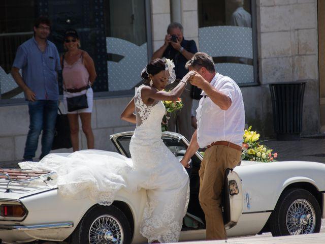 Le mariage de Stéphane et Magica à Poitiers, Vienne 9