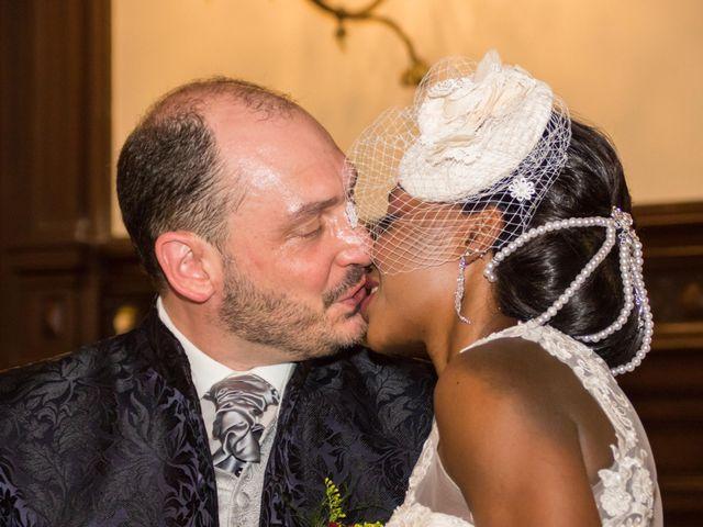 Le mariage de Stéphane et Magica à Poitiers, Vienne 11