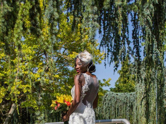 Le mariage de Stéphane et Magica à Poitiers, Vienne 15