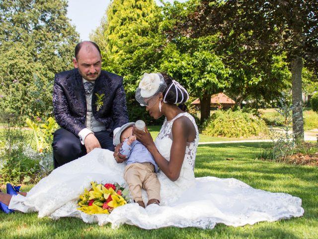 Le mariage de Stéphane et Magica à Poitiers, Vienne 16