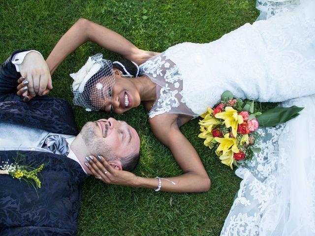 Le mariage de Stéphane et Magica à Poitiers, Vienne 18