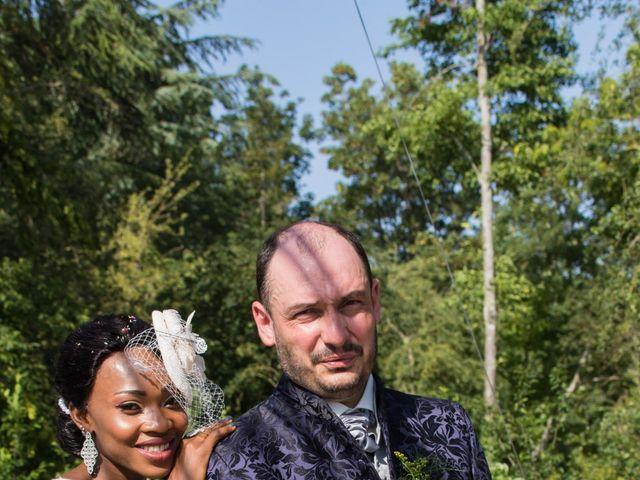 Le mariage de Stéphane et Magica à Poitiers, Vienne 19