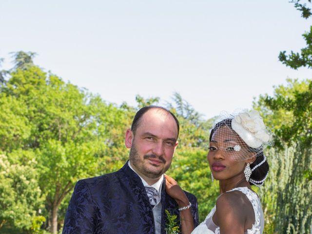 Le mariage de Stéphane et Magica à Poitiers, Vienne 21