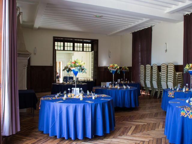 Le mariage de Stéphane et Magica à Poitiers, Vienne 31